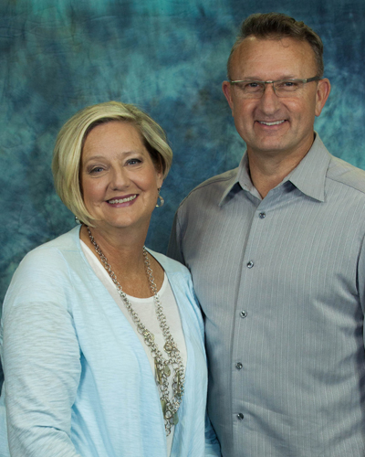 Pastor Mike and Connie Hammer